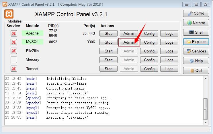 如何在自己的电脑上建网站?XAMPP搭建本地环境方法教程