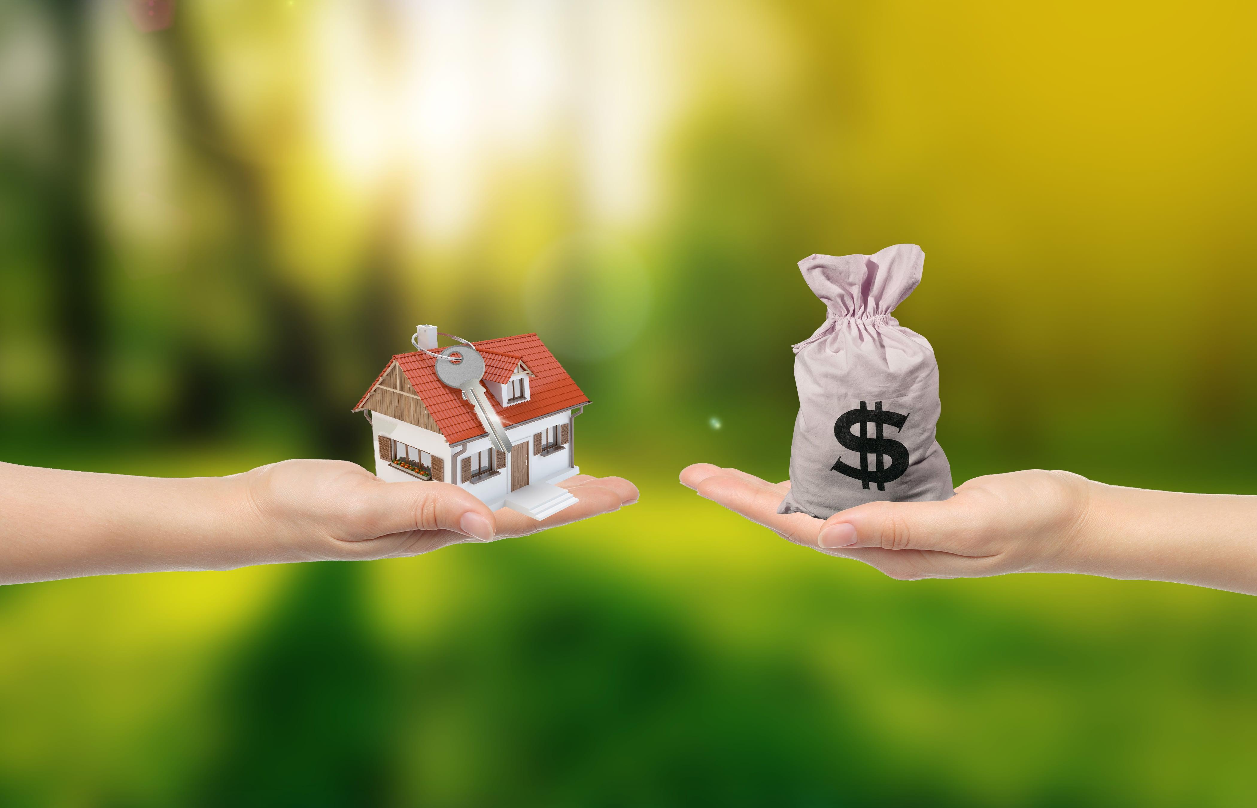 自己盖的房子怎么抵押银行贷款?